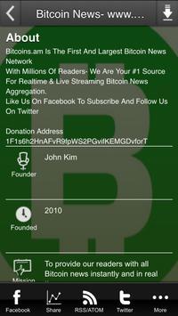 Bitcoin News- www.bitcoins.am screenshot 1