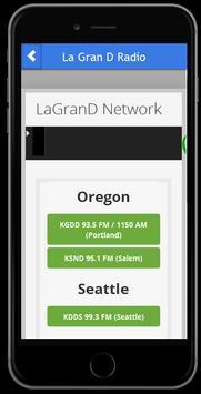 La GranD Radio apk screenshot