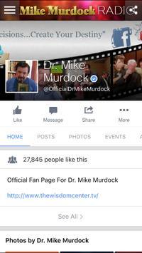 Mike Murdock Radio screenshot 1