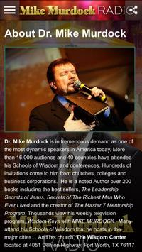 Mike Murdock Radio screenshot 4