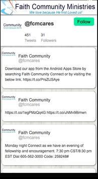 Faith Community Connect apk screenshot