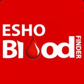 Esho Blood Finder icon
