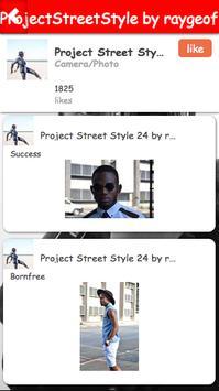 ProjectStreetStyle by raygeof screenshot 5