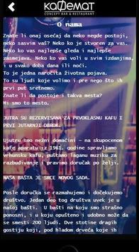 KAFEMAT screenshot 1
