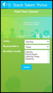 T3 Teach Talent Thrive apk screenshot