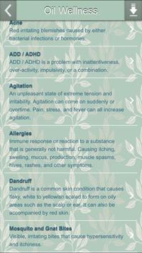 Oil Wellness poster