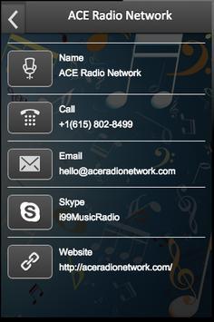 i99Radio apk screenshot