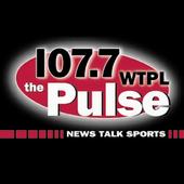 107.7 FM The Pulse icon