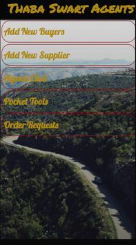 Thaba Swart Trading poster