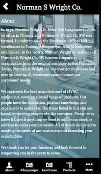 Norman S Wright Co. apk screenshot
