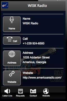 WISK Radio screenshot 1