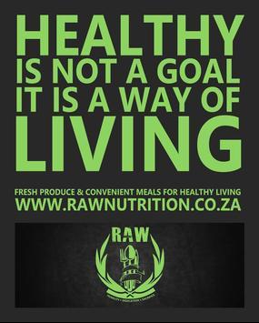 Raw Nutrition screenshot 1
