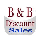 B B Discount Sales icon