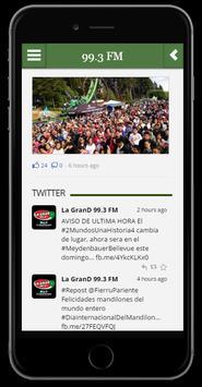 La GranD 99.3 screenshot 1