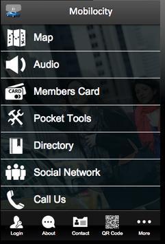 MOBILOCITY screenshot 1