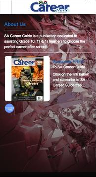 SA Career Guide apk screenshot
