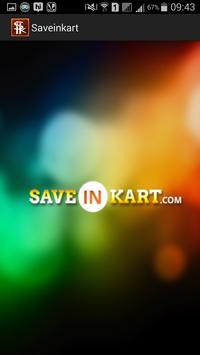 SaveInKart poster