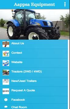 Aappsa Equipment screenshot 2
