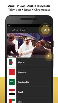 Arab TV Live - Arabic Television poster