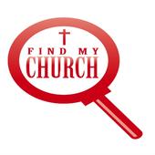 Find A Church, Find a church icon