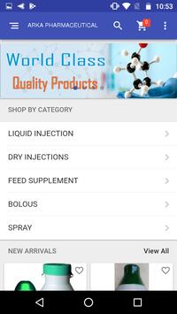 ARKA PHARMACEUTICAL screenshot 1