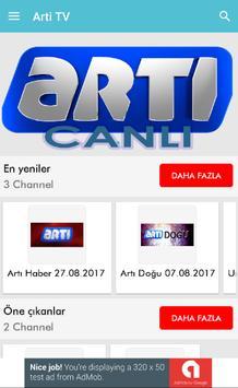 ARTI TV poster