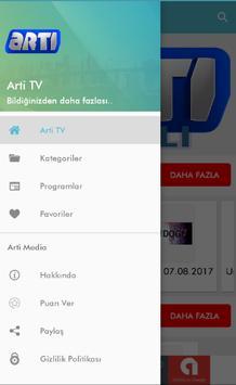 ARTI TV apk screenshot