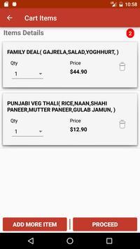 Chahat Restaurant. screenshot 4