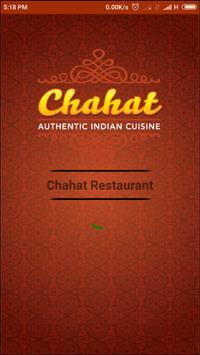 Chahat Restaurant. poster