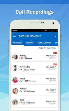 Auto Call Recorder 2018 poster