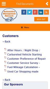 Automotive Management screenshot 1