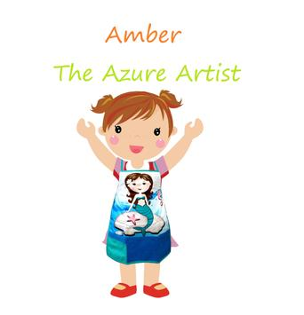 Amber the Azure Artist apk screenshot