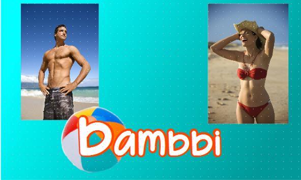 Bambbi Beach Party Hookup Date apk screenshot