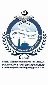 Nejashi San Diego poster