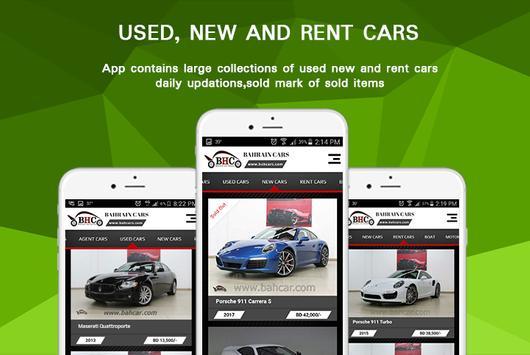 BAHRAIN CARS screenshot 1