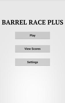 Barrelrace poster