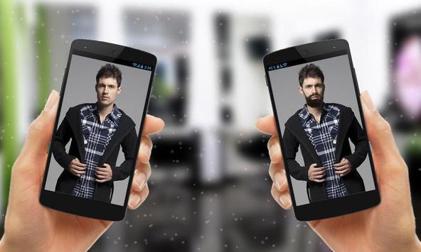 Man Beard Photo Editor apk screenshot