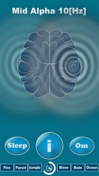 Binaural Beats Meditation apk screenshot
