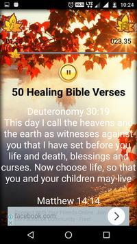 50 Healing Bible Verses screenshot 3