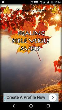 50 Healing Bible Verses screenshot 1