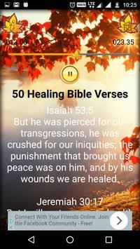 50 Healing Bible Verses screenshot 9