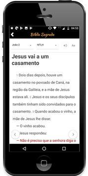 Bíblia Sagrada Online Grátis screenshot 1