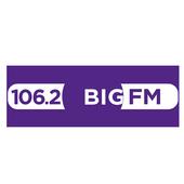 106.2 Big FM icon