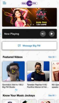 106.2 Big FM screenshot 2