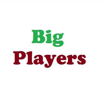 Big Players poster