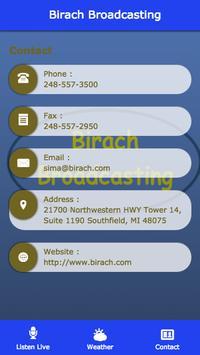Birach Broadcasting screenshot 3