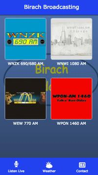 Birach Broadcasting poster