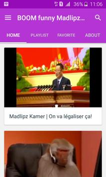 BOOM funny video madlipz poster