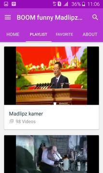 BOOM funny video madlipz screenshot 1