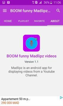 BOOM funny video madlipz screenshot 2